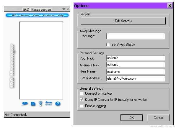 IRC Messenger