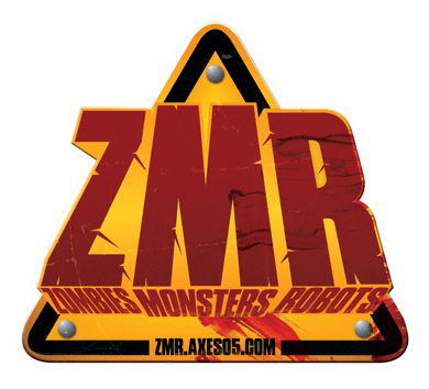 ZMR | Zombies Monsters Robots
