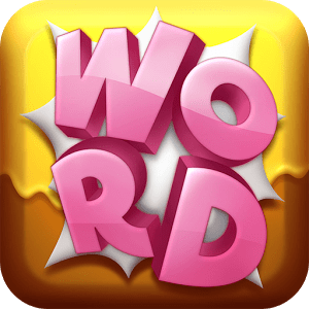 Word Blast Saga  Candy brain puzzle games