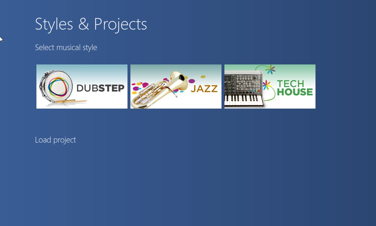 Music Maker Jam per Windows 10