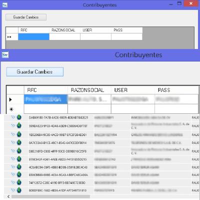 SIWEB Descarga Masiva XML SAT