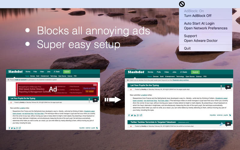 AdBlock Master: Popup Ads Blocker, Protect Browser