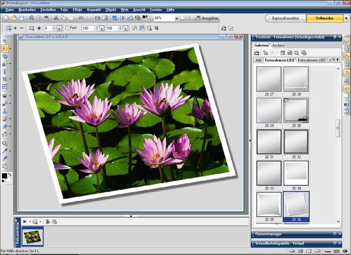 Photoimpact Xl Kostenlos Downloaden Vollversion