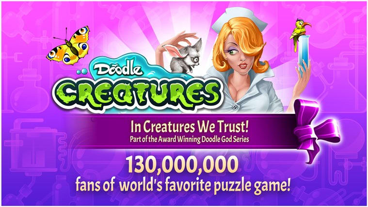 Doodle Creatures HD for Windows 10