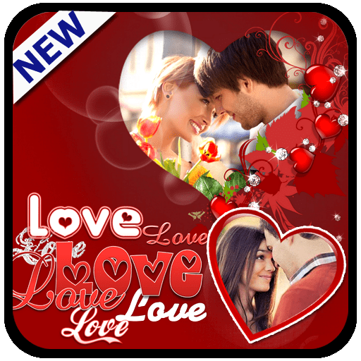 Love Photo Frames New