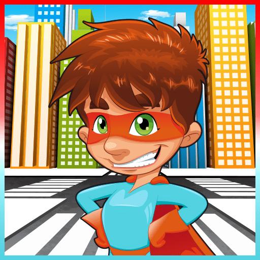 Jumpy Super Hero