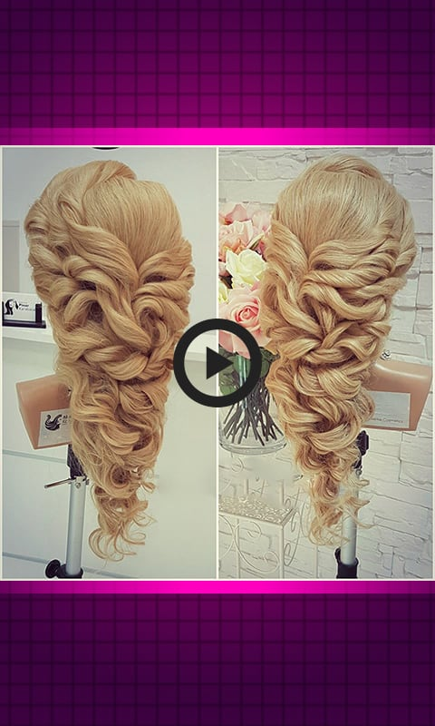 Girls Hair Styles Videos 2016