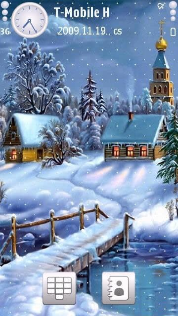 Colección de temas para Navidad