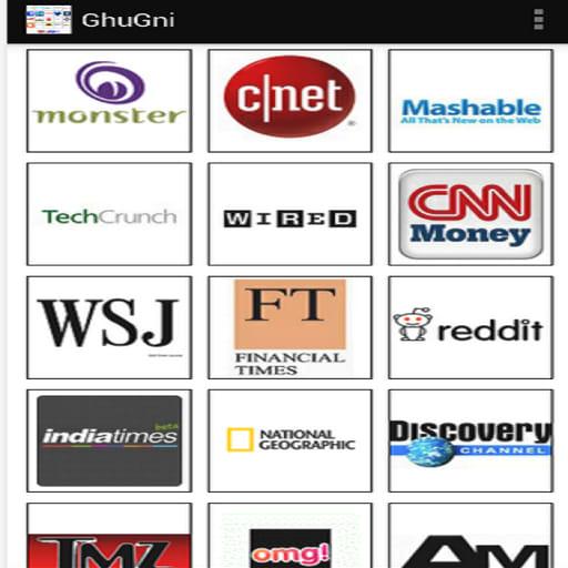 Ghugni- Homepage