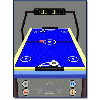 Air Hockey 3D PPC