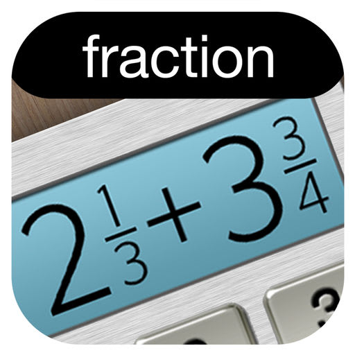 Fraction Calculator Plus 4.1