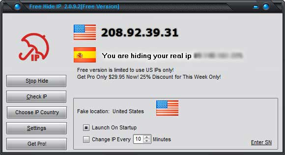 How to Get a U.S. IP Address from Any Country