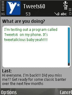 Tweets60