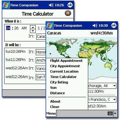 Time Companion PPC