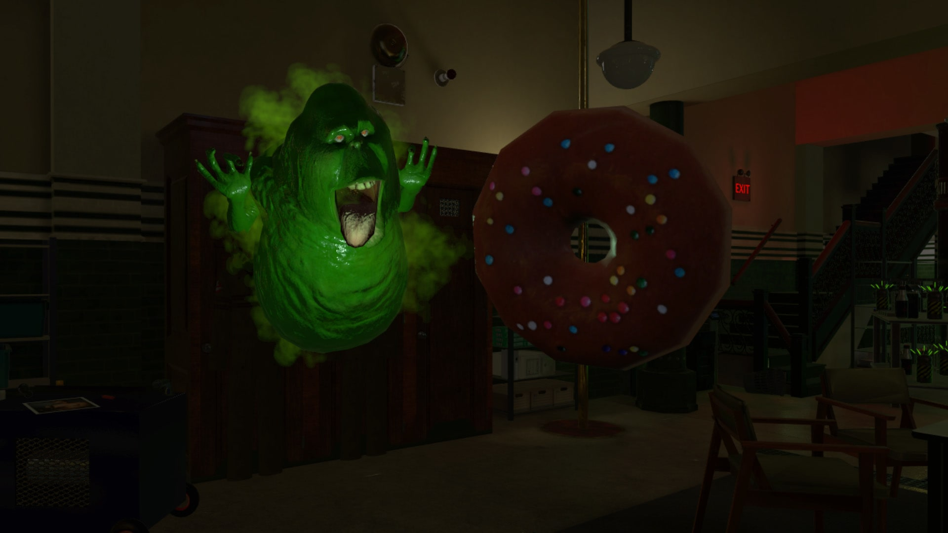 Ghostbusters is Hiring: Firehouse PS VR PS4
