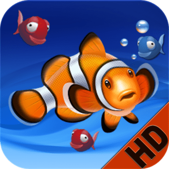 Aquarium live lite: Relaxing screensaver & Clock