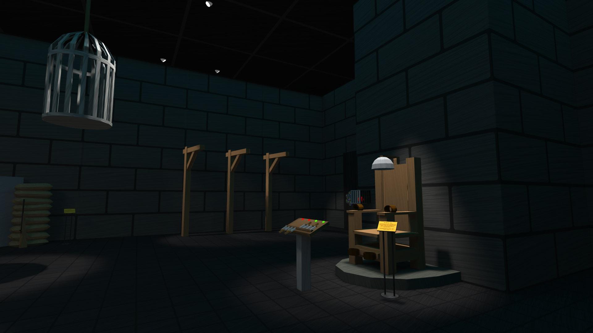 Dark Hill Museum of Death
