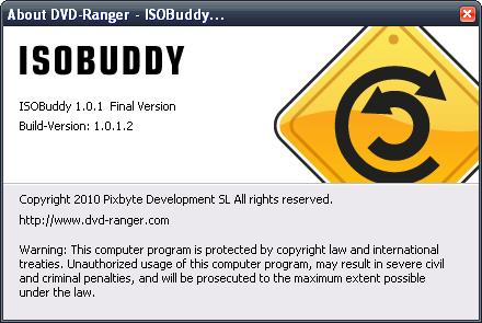 ISOBuddy