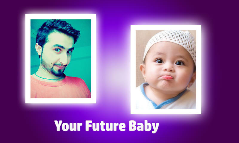 Your Future Baby Looks Prank