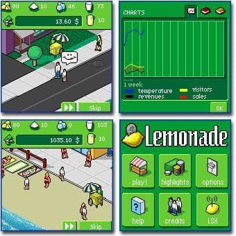 Hexacto's Lemonade Inc.