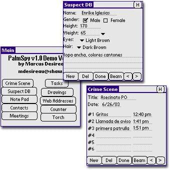 PalmSpy