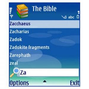 MSDict Oxford Dictionary of the Bible