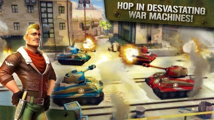 Blitz Brigade - FPS online