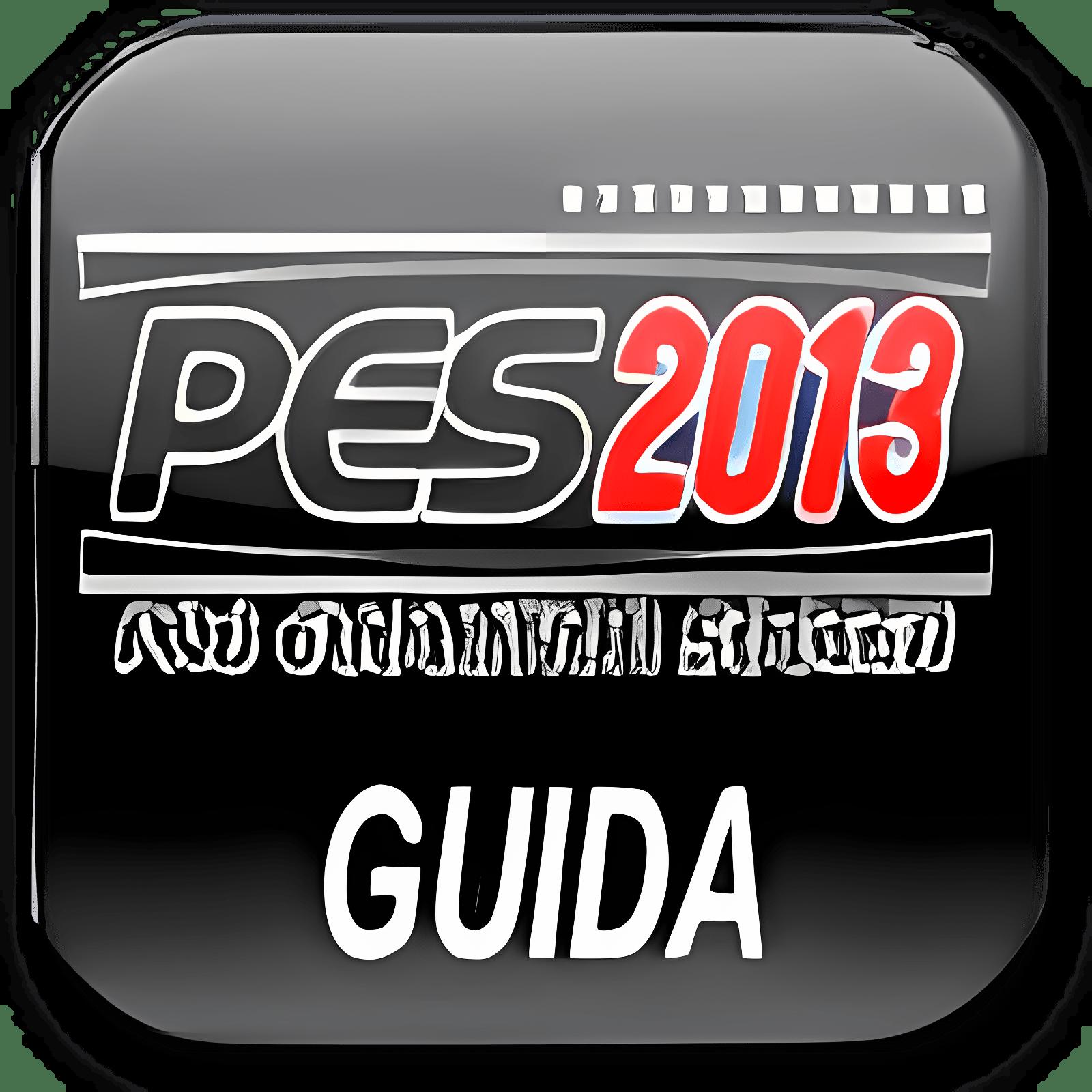 Guida PES 2013