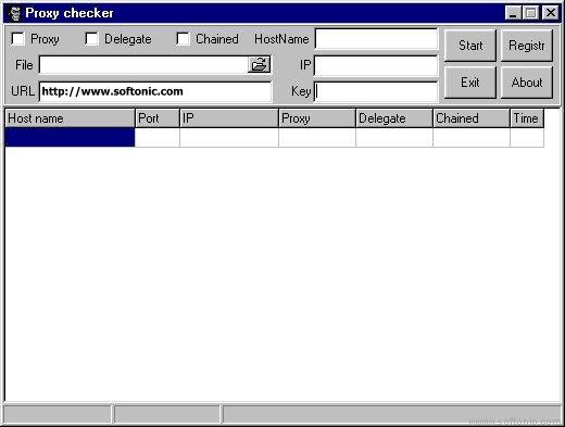 Proxy Checker