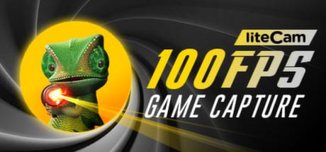 liteCam Game: 100 FPS Game Capture 2016