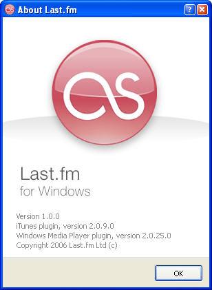 Last.fm Scrobbler