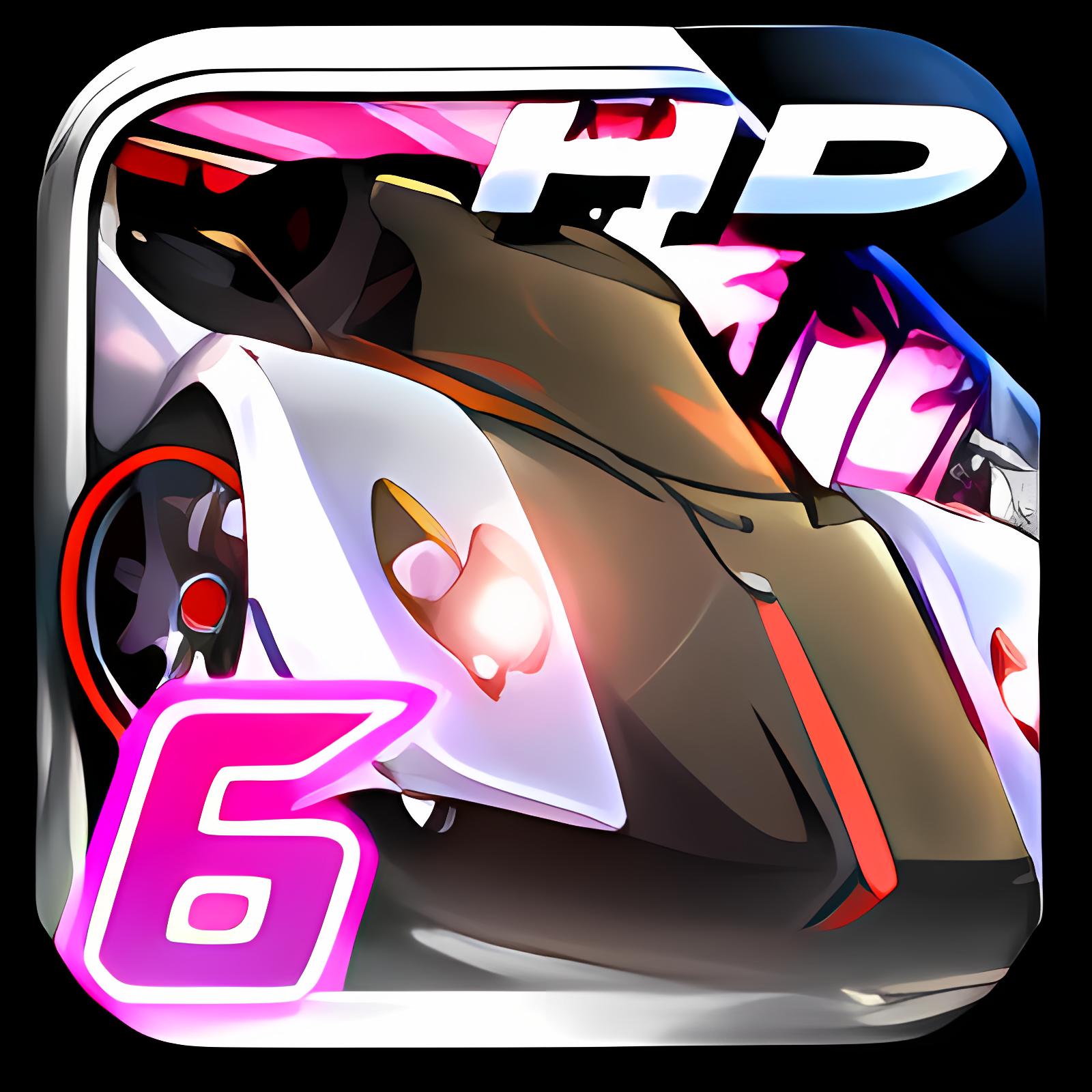 Asphalt 6 : Adrenaline HD