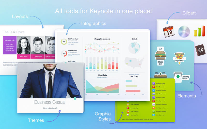 Toolbox for Keynote
