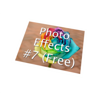 Photo Effects 7 - Text