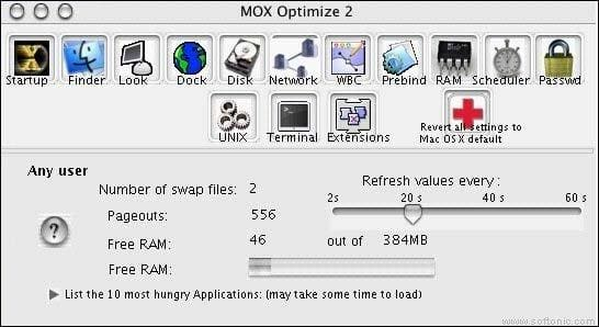 MOX Optimize