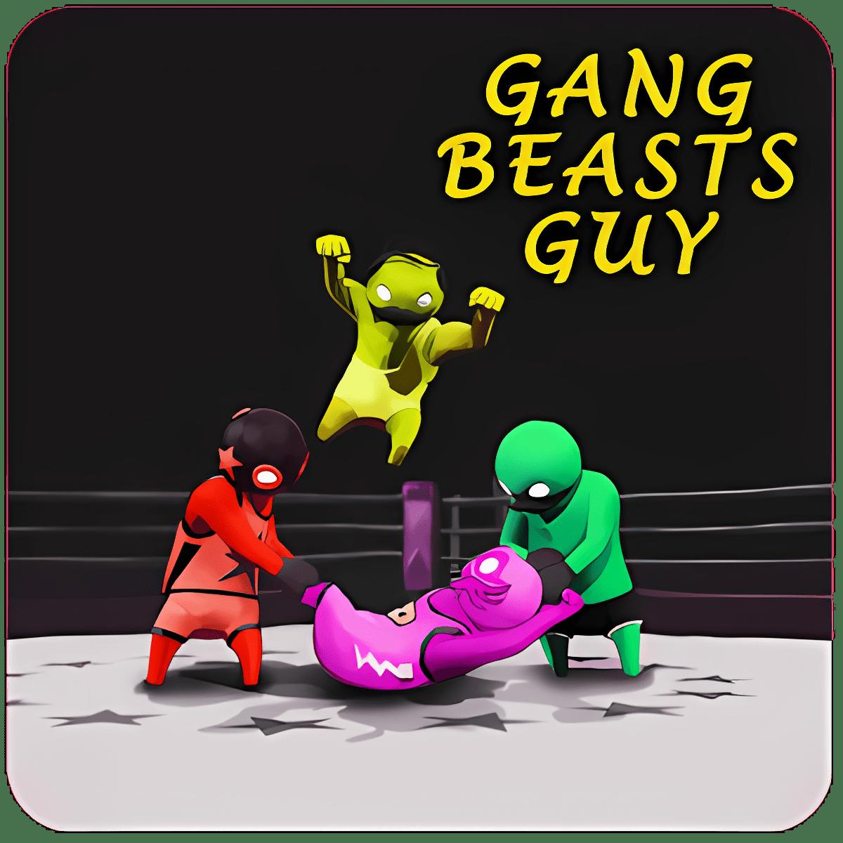 Gang Beasts Guy
