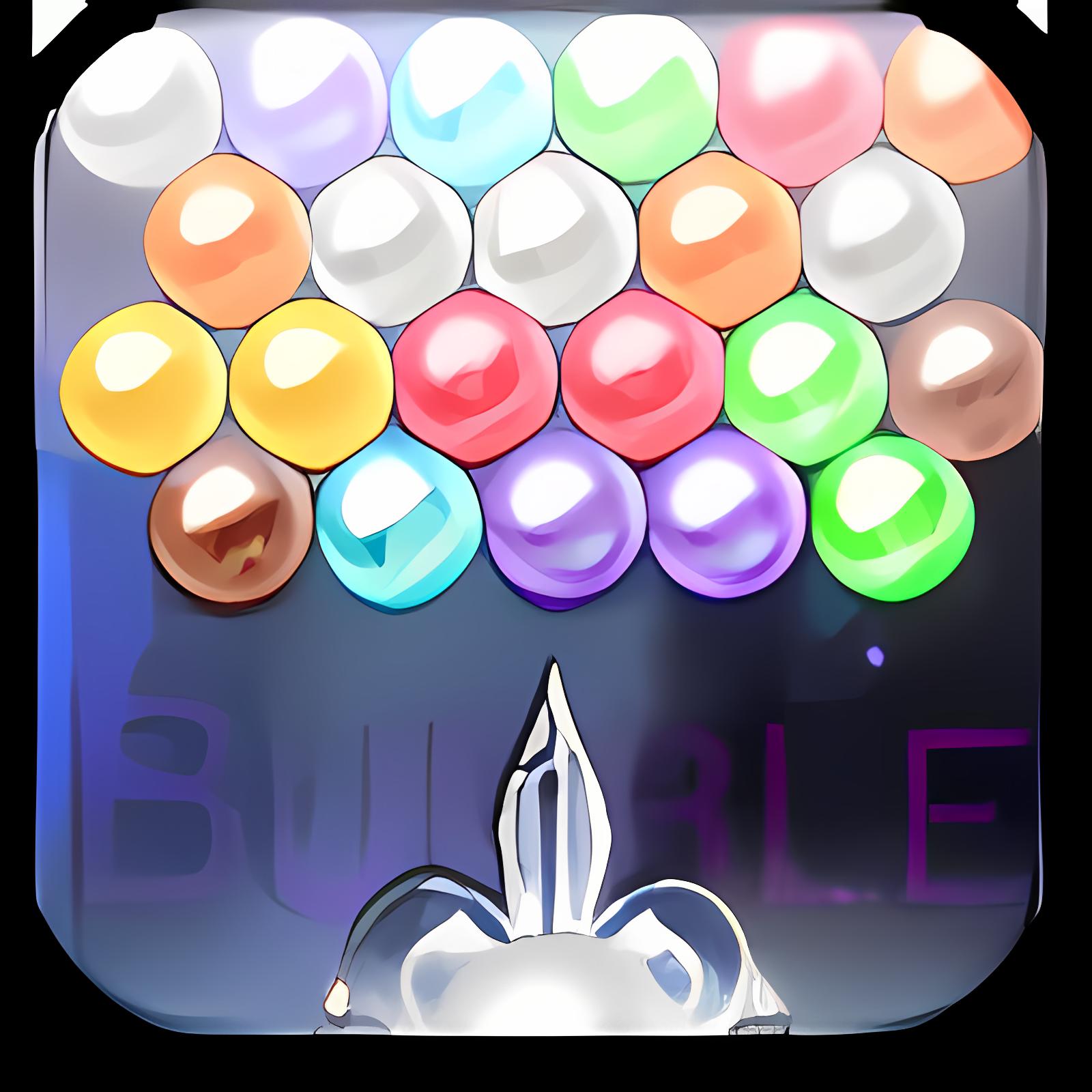 バブルシューターShoot Bubble Deluxe