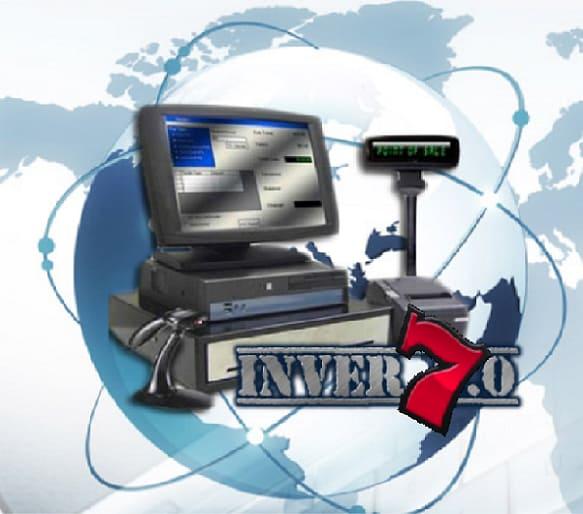 Sistema de Inventarios TPV INVER 6