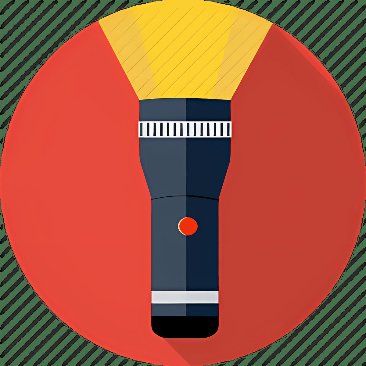 Flashlight for travel