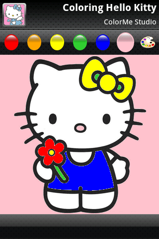 ColorMe: Hello Kitty 1.0.3