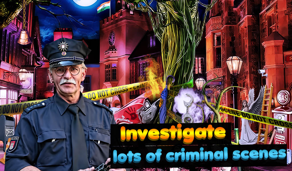 Mystery Of Criminal Detective