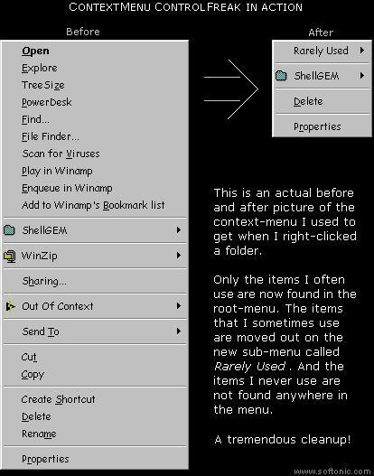 ContextMenu ControlFreak