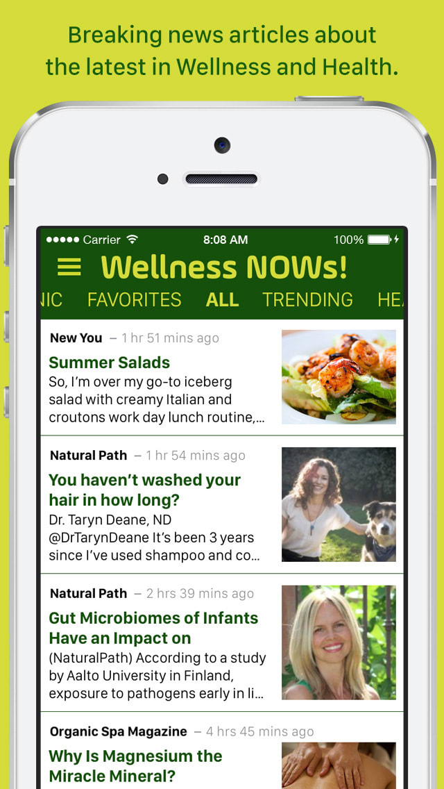 Wellness NOWs!