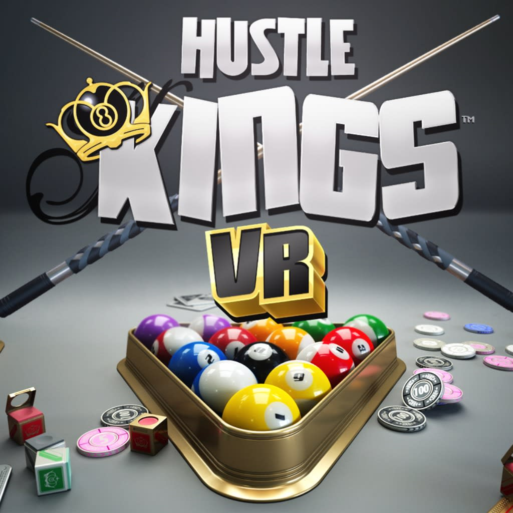 Hustle Kings PS VR PS4