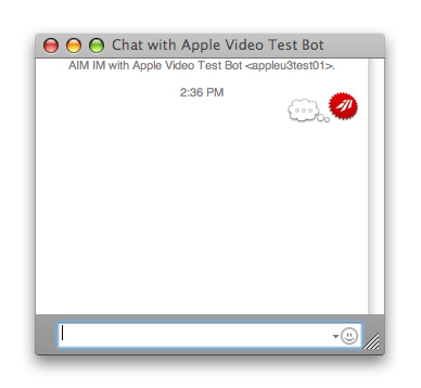 iChat Borderless