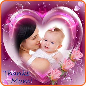 Happy Mother's Day Photo Frame 1.0