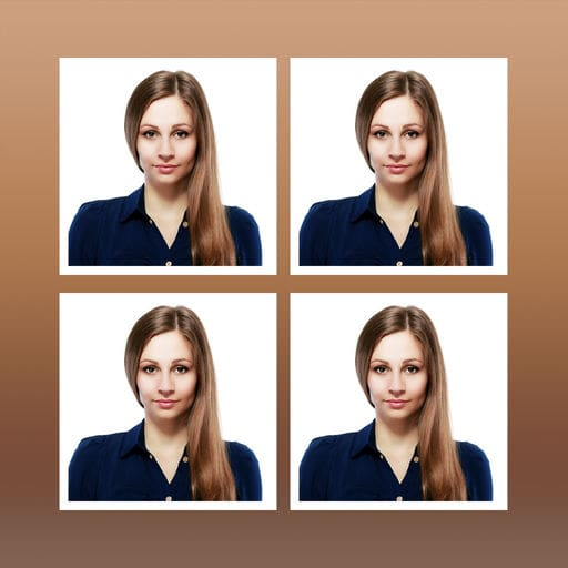 Passport ID Photo Maker Studio - Make Passport, VISA ready photos for use anywhere 1