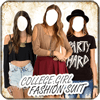 College Girl Fashion Suit