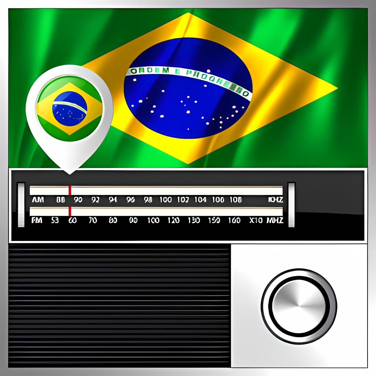 Brazilian Radio Stations 1.3