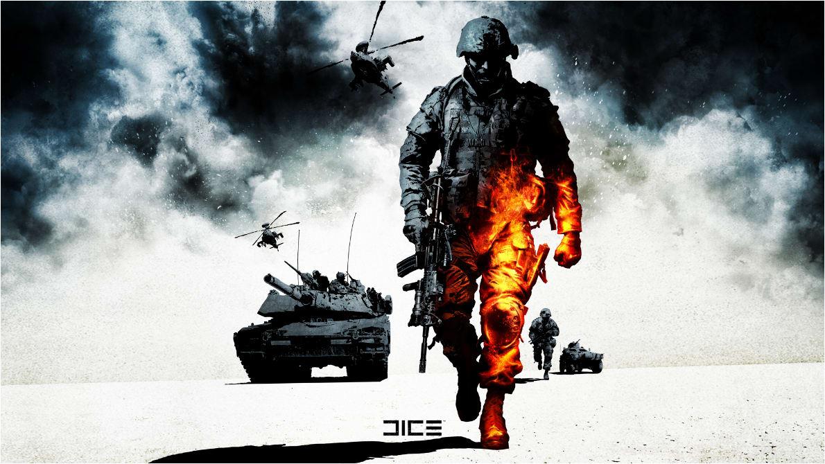 Fondo de escritorio de Battlefield: Bad Company 2